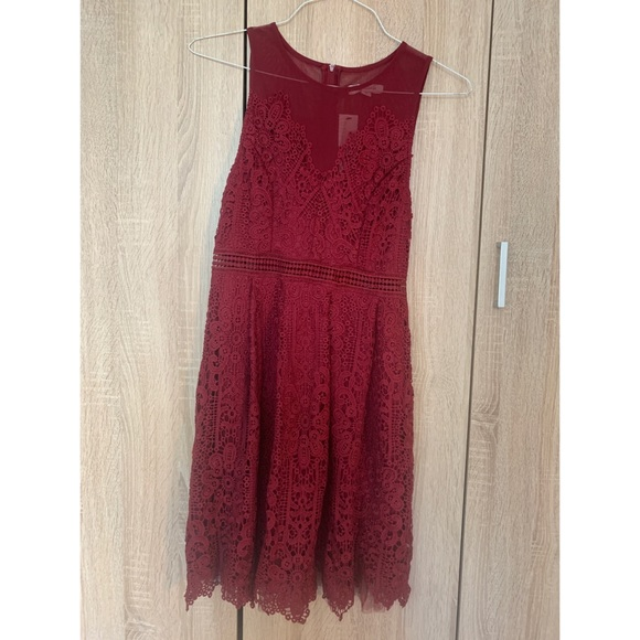 Francesca's Collections Dresses & Skirts - Red dress